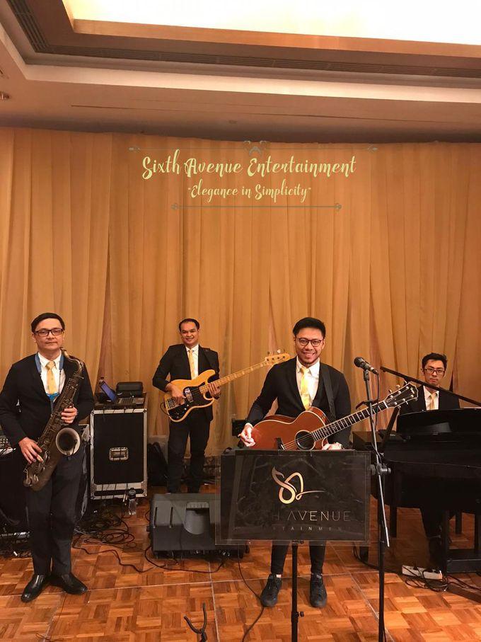 Andreas & Vera Wedding by Mandarin Oriental, Jakarta - 001