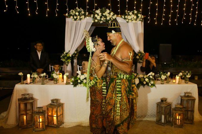 Chad and Lia Wedding by Jimbaran Bay Beach Resort and Spa - 001