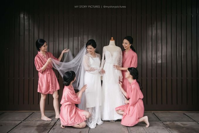 Ito & Jovi Wedding by My Story Photography & Video - 001