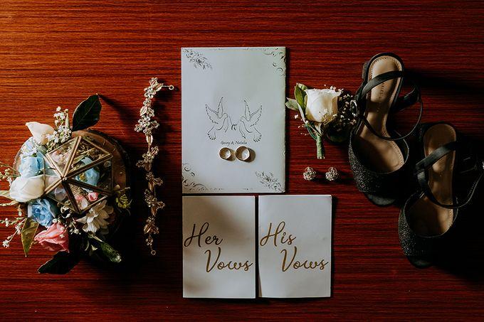 Wedding of Georg & Natalia by Nika di Bali - 001