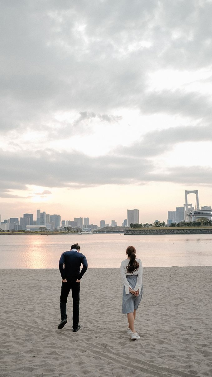 Anthony & Esther Japan Tokyo Prewedding by PICTUREHOUSE PHOTOGRAPHY - 001