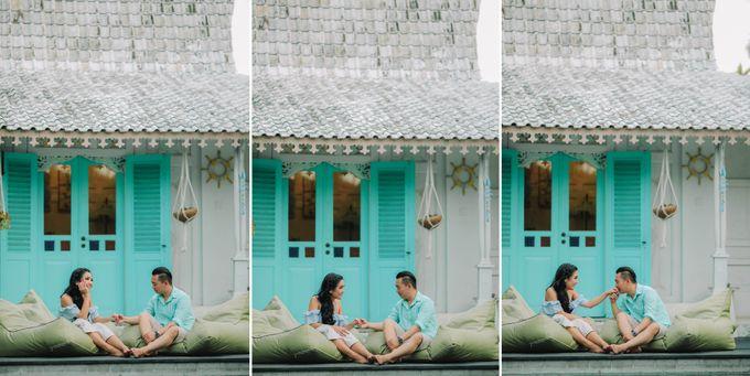 PRE - WEDDING ARA & OLIVIA BY HENOKH WIRANEGARA by All Seasons Photo - 001