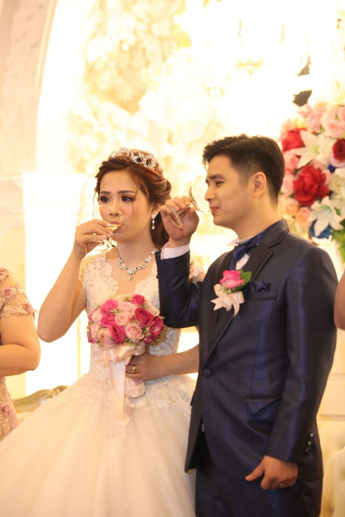 Wedding Party of Ardian and Moniah at Angke Restaurant by Angke Restaurant & Ballroom Jakarta - 010