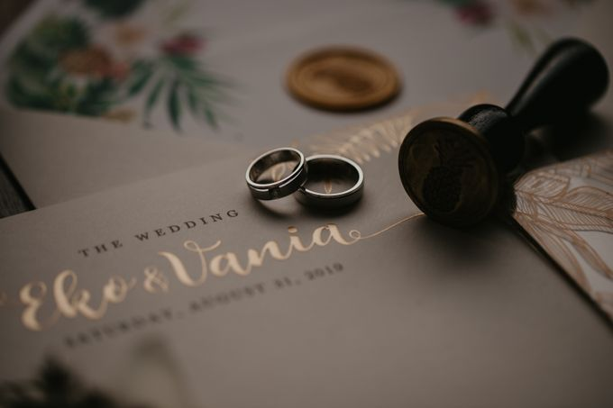 Eko & Vania Wedding by AKSA Creative - 001