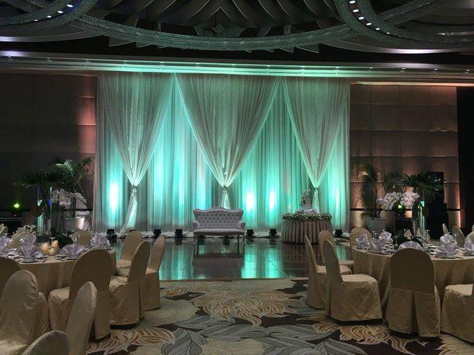Elegant Wedding at Manila Hotel by Orange Lights and Sounds Inc. - 001