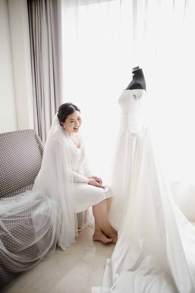 Febri & Grace's Wedding by Cloche Atelier - 005