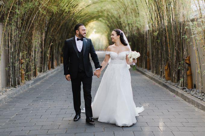Wedding Hicham & Aki by Putri Bali Makeup - 001