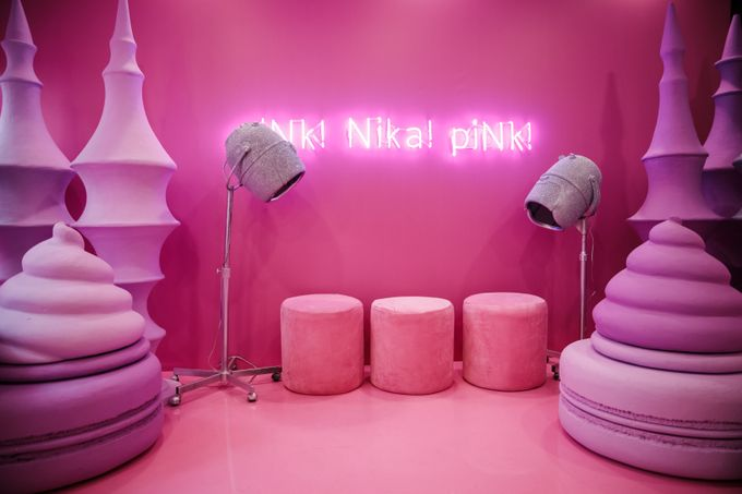 Pink by Maria German decor - 004