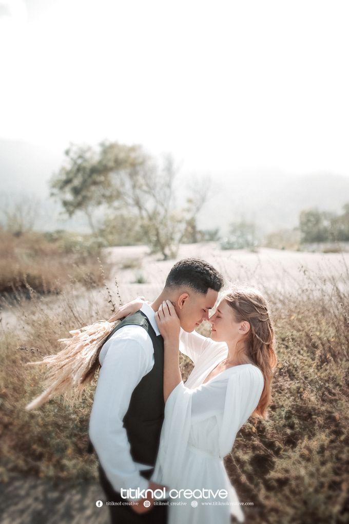 Prewedding Anya + Ben by Titiknol Creative - 001