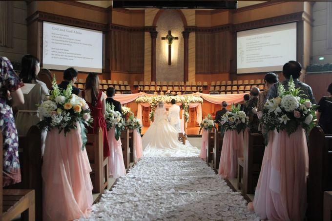 The Wedding Of Aris Pram & Vonny Tay by JJ Bride - 001