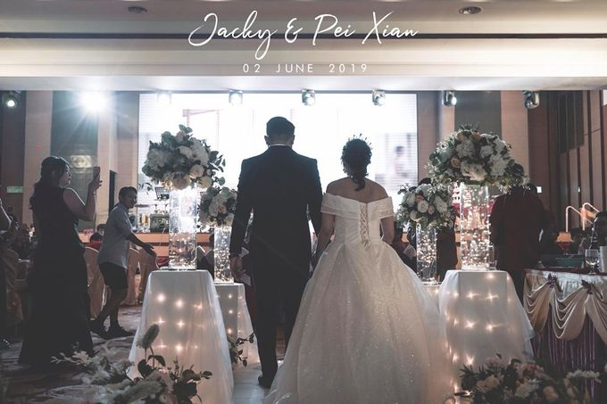 The Wedding of Jacky & Pei Xian by FW Event Pro - 001