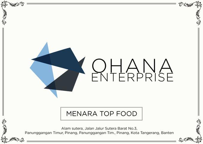 Menara Top Food By Ohana Enterprise Bridestory Com