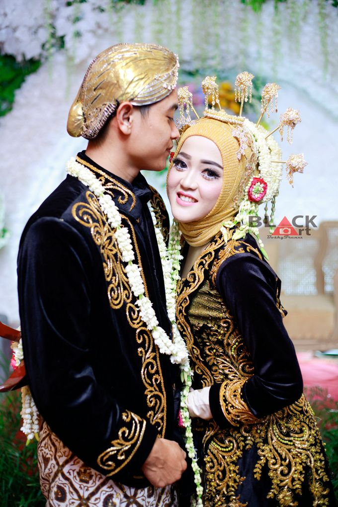 Photoshoot wedding by Studio BlackArt - 001