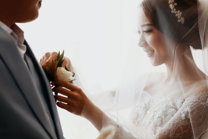 Wedding Of Ryan Allvi & Fransisca Fortunata by Nika di Bali - 001