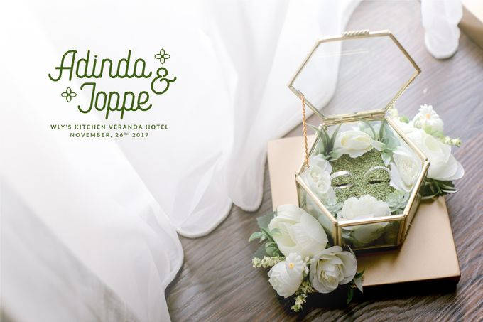 Dinda & Joppe | Wedding by Kotak Imaji - 001