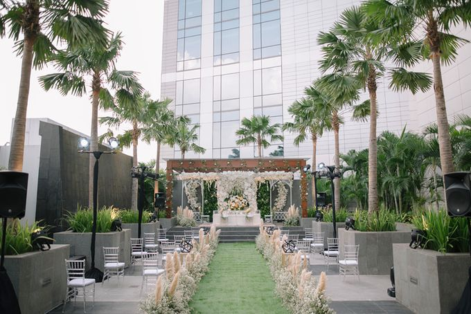 Wedding Venues Hotel InterContinental Jakarta Pondok Indah by InterContinental Jakarta Pondok Indah - 006