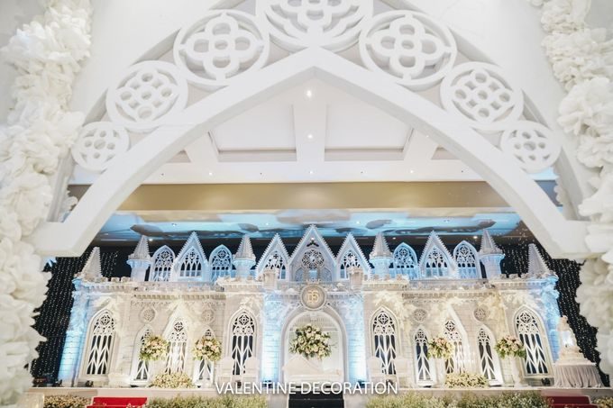 Frans & Dessy Wedding Decoration by Cynthia Tan - 001
