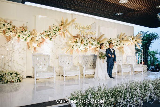 Rivaldy & Naomi Wedding Decoration by Bramanta Wijaya Sposa - 001