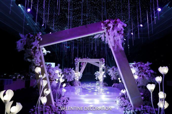 Jason & Devina Wedding Decoration by Valentine Wedding Decoration - 001