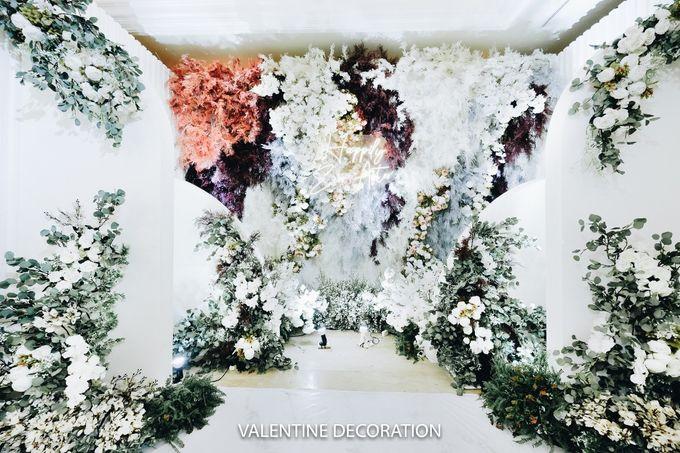 Glenn & Jesslyn Wedding Decoration by Valentine Wedding Decoration - 001
