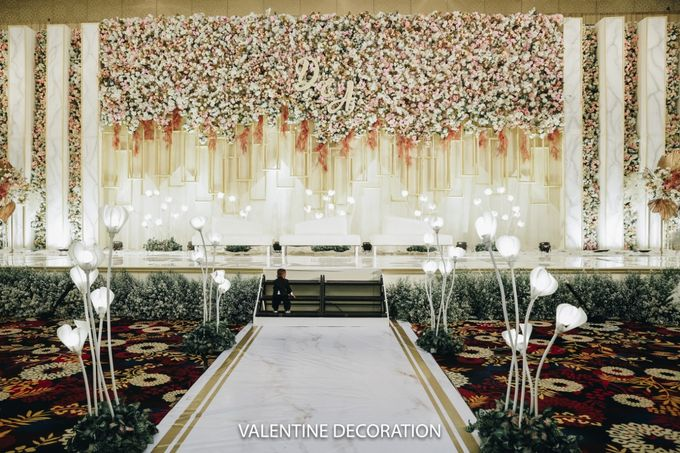 Ary & Dita  Wedding Decoration by MY MUSE BY YOFI - 001