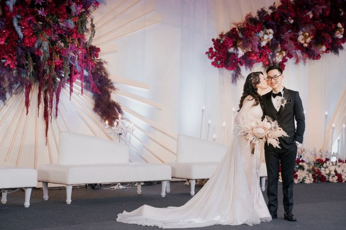 Ludwig & Eve Wedding Decoration by Valentine Wedding Decoration - 001