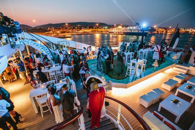 The Cruise Wedding by Modish - 012