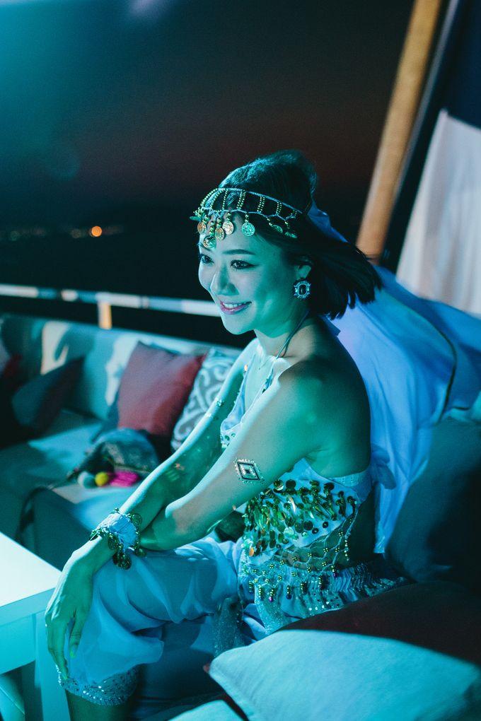 The Cruise Wedding by Modish - 013
