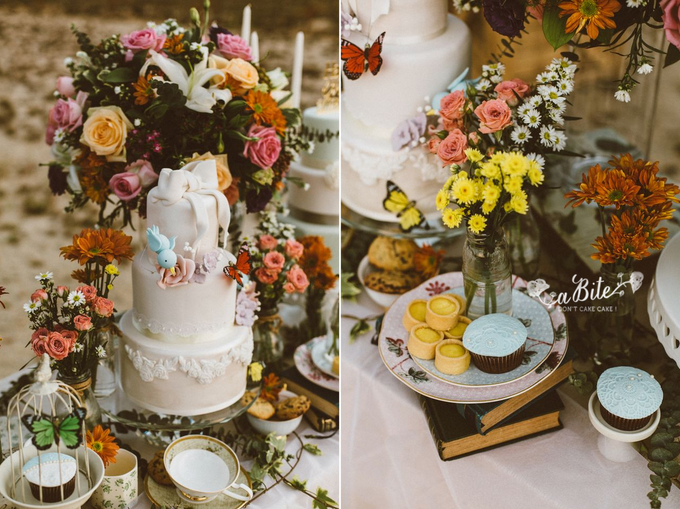 Alice in Wonderland themed Styled Shoot by Bobby Kiran Photography - 001