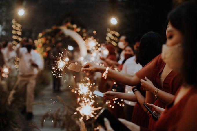 The Wedding of Nysha and Fariz by Elior Design - 016