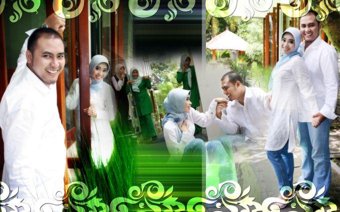 Wedding - Prewedding Syndhi & Ary by Letisia makeup - 005