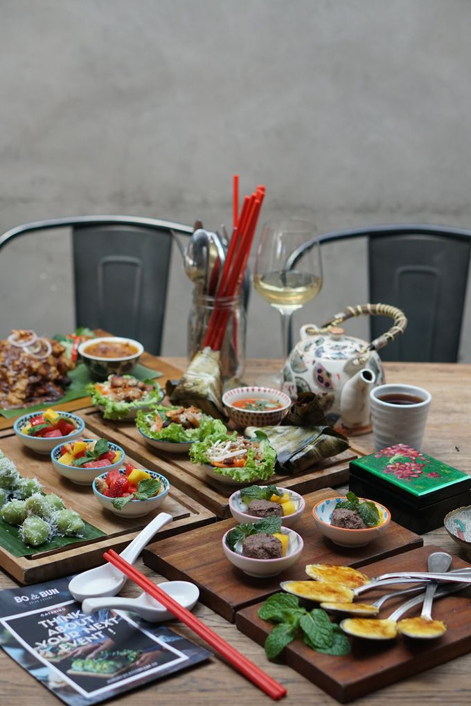 South East Asian Canapes Menu by Eat Company - 002