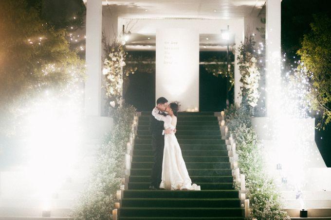 The Wedding Of David & Felicia by Elior Design - 022