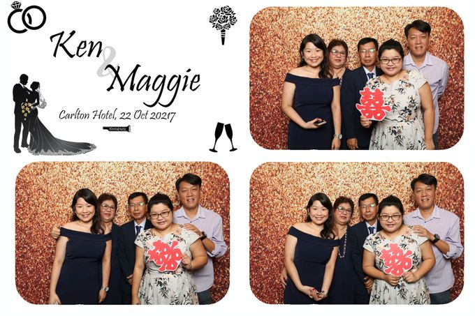 Ken and Maggie by Carlton Hotel Singapore - 010
