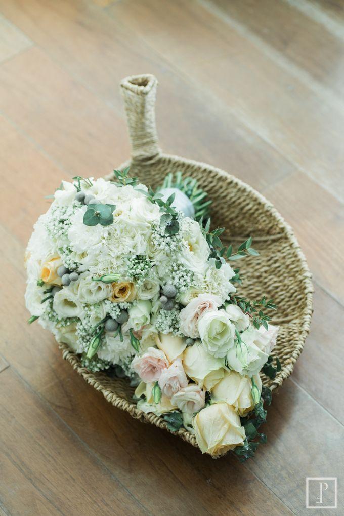 A Modern Peach Themed Tagaytay Wedding by Peach Frost Studio - 025