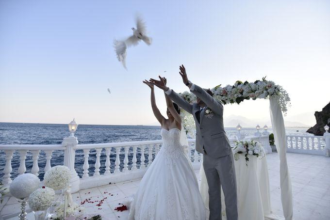 Persian wedding of Bahar & Andreas by Wedding City Antalya - 010