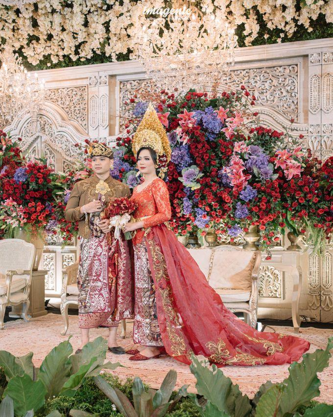 Balinese Wedding of Gana & Dayu by Umara Catering - 001