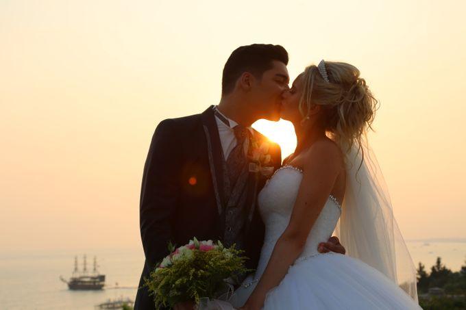 German Wedding in Antalya - Davut & Katya - by Wedding City Antalya - 010