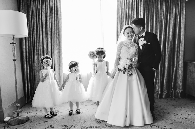 The Wedding of John and Jesslyn by Cappio Photography - 009