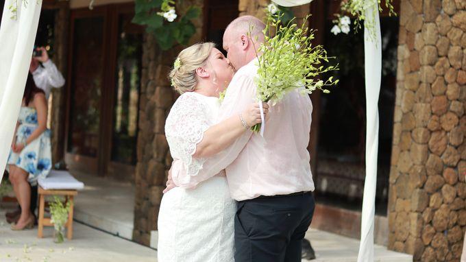 Wedding of Melanie & Aidan by Nika di Bali - 010