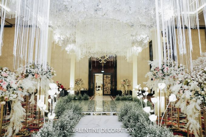 Ary & Dita  Wedding Decoration by MY MUSE BY YOFI - 010