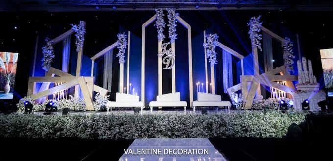 Jason & Devina Wedding Decoration by Valentine Wedding Decoration - 009