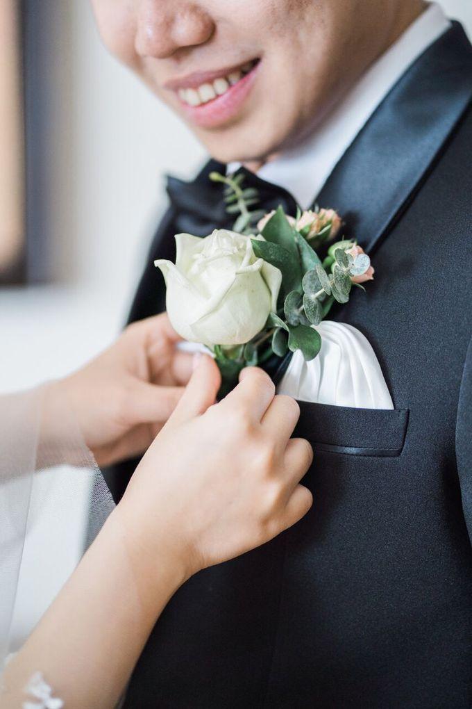 Wedding of  Tanri & Yenny by Nika di Bali - 008