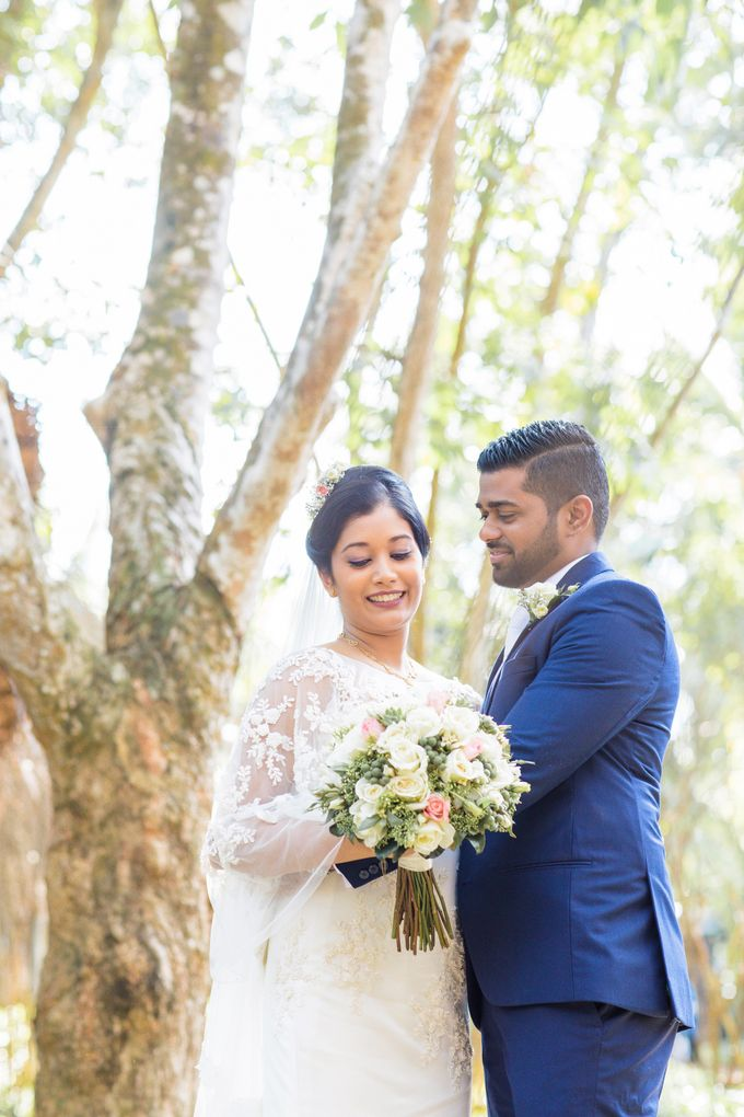 Wedding of Prabudhi & Thilina by DR Creations - 010