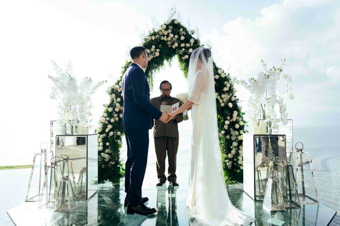 Kamaya Bali Wedding by White Roses Planner by White Roses Planner - 010