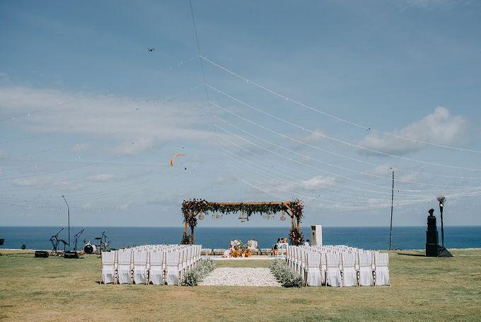 Nagisa Bali Wedding for Neel & Davina by Nagisa Bali - 010