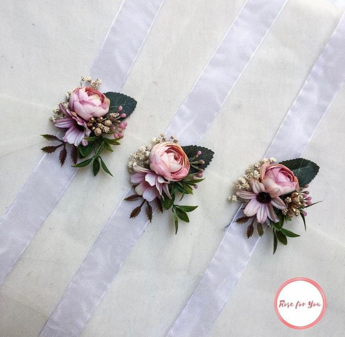 Boutonniere & Corsage by Rose For You - 010