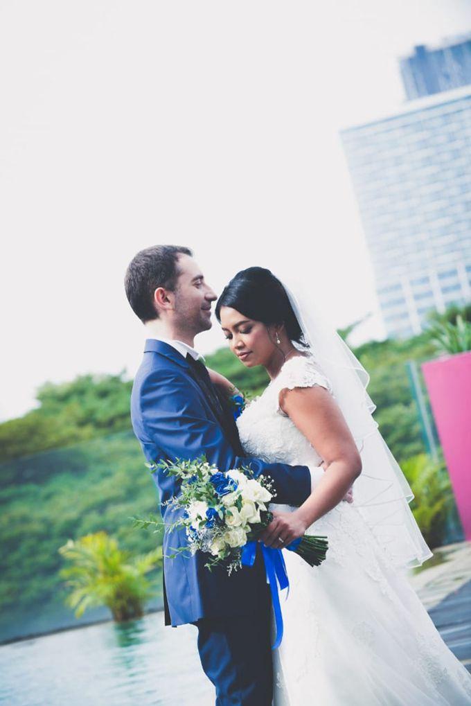 Andrea & Fransisca Wedding by deVOWed Wedding & Event Planner - 010