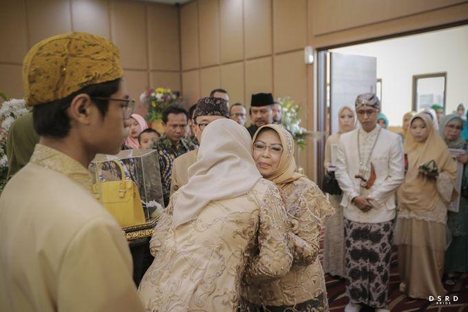 The Wedding Of Novi & Sandy by Pandjava Culinary Service - 010