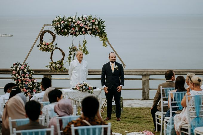 Wedding of Georg & Natalia by Nika di Bali - 010